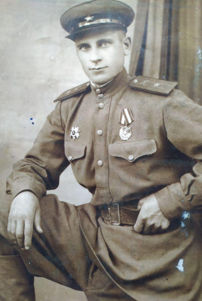 Брагин Исак Алексеевич