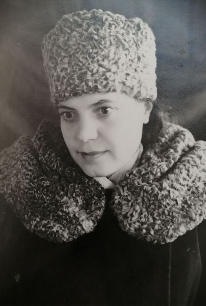 Черноштанова Анна Даниловна