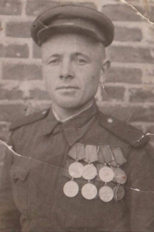 Качаев Фёдор Ефимович