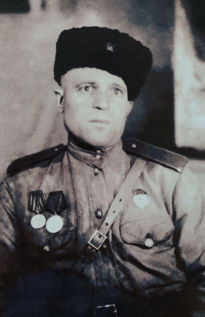Кожевников Пётр Петрович