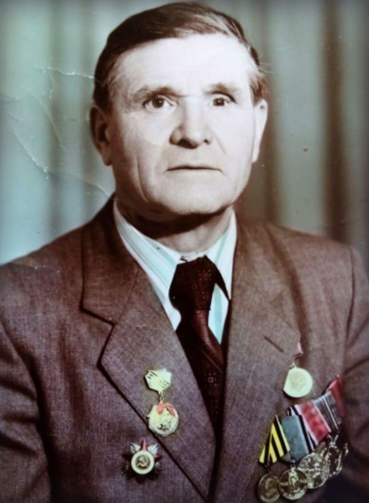 Поляков Павел Григорьевич