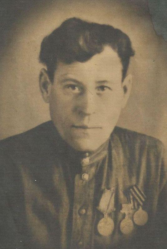 Сергеев Михаил Григорьевич