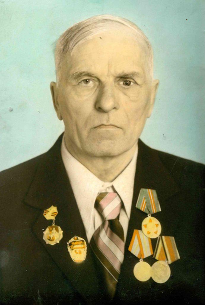 Шляхта  Василий  Павлович