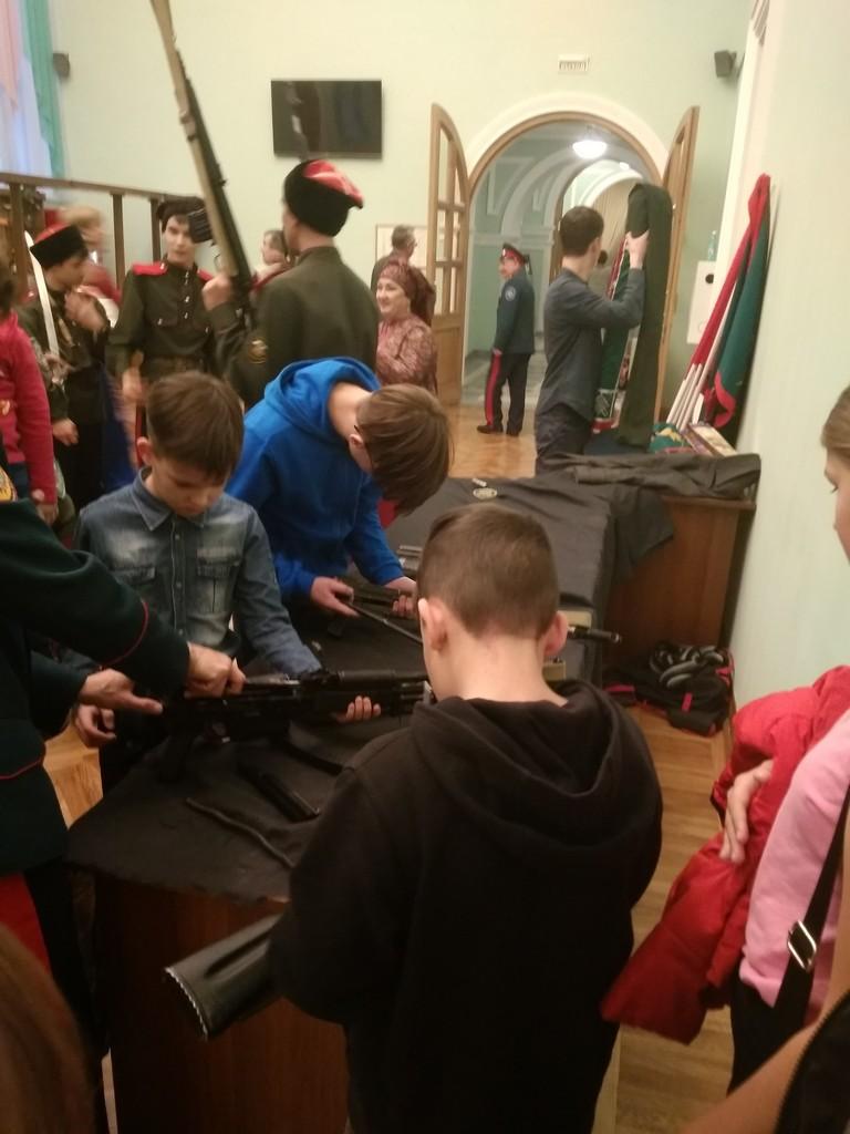 Отзыв о первом Межрегиональном фестивале детских казачьих коллективов «Сибирский казачок»