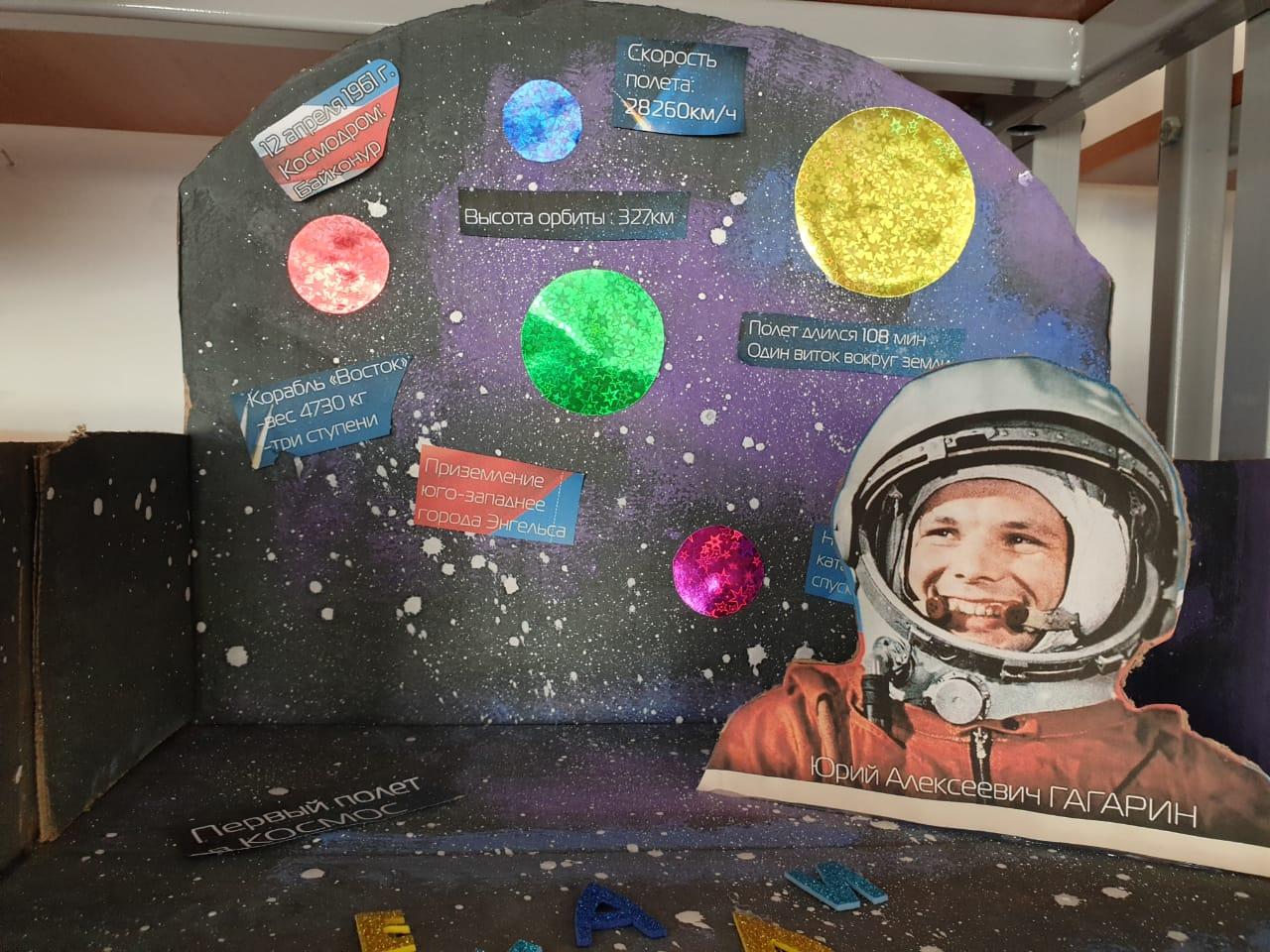 60-летие первого полёта человека в космос