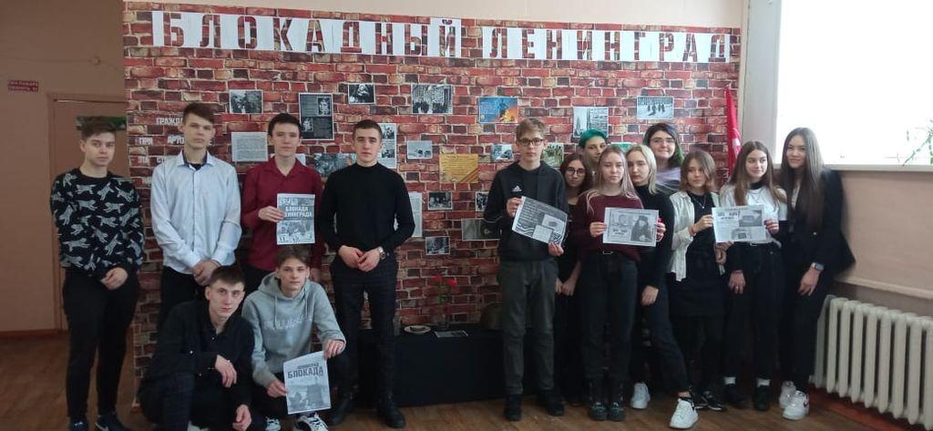 27 января – день полного освобождения Ленинграда от фашистских захватчиков