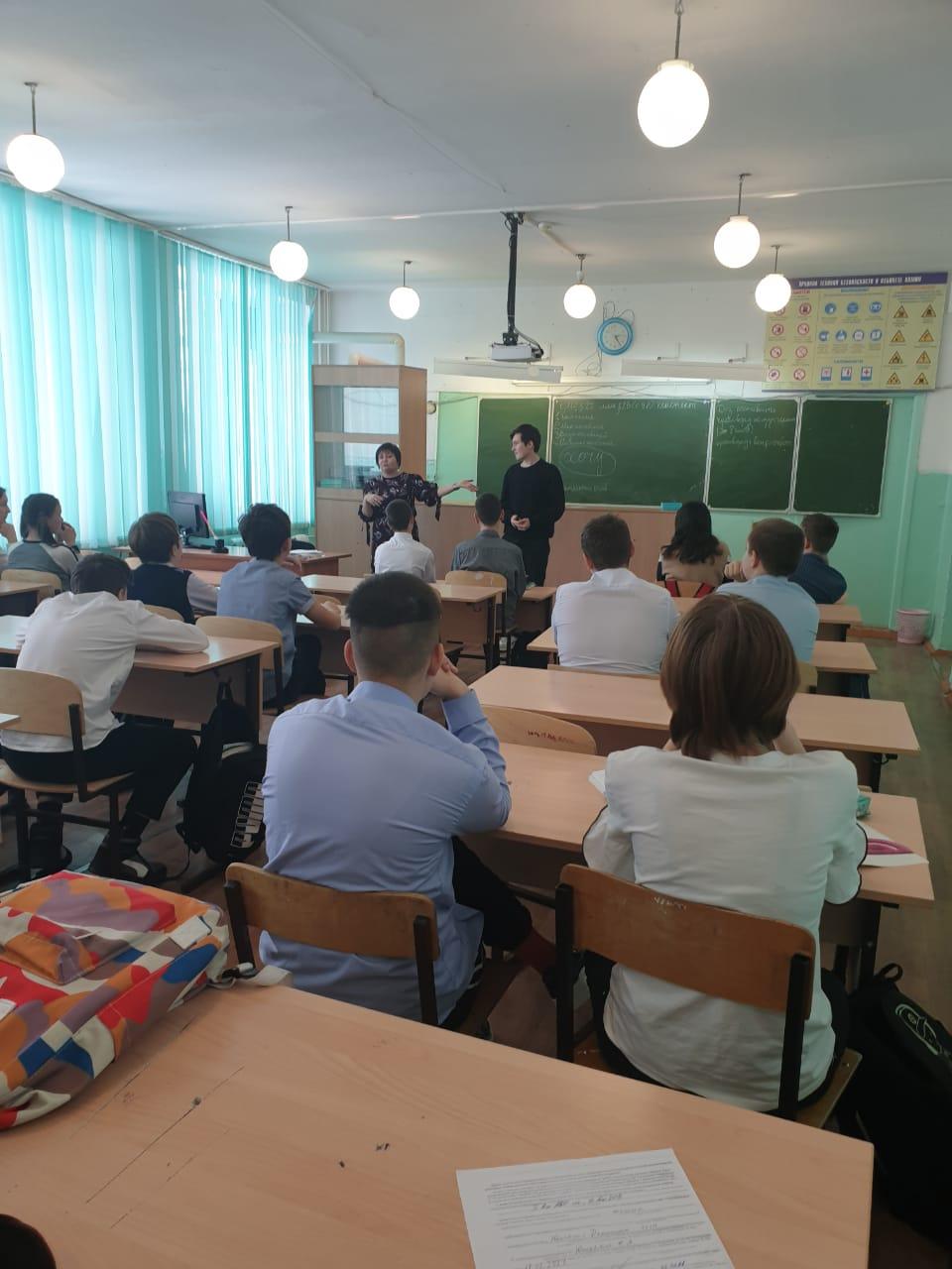 Уполномоченная  по правам ребенка Новосибирского района Колопецина А.П. - О правах и обязанностях несовершеннолетних