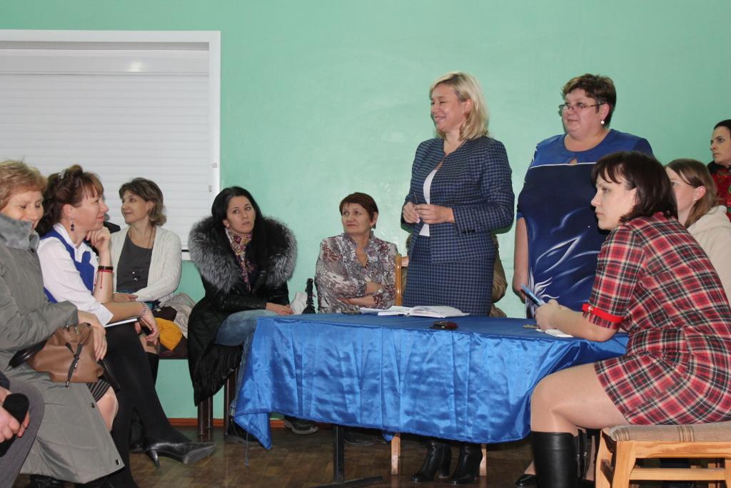 Общешкольное родительское собрание 27.10.2017г.