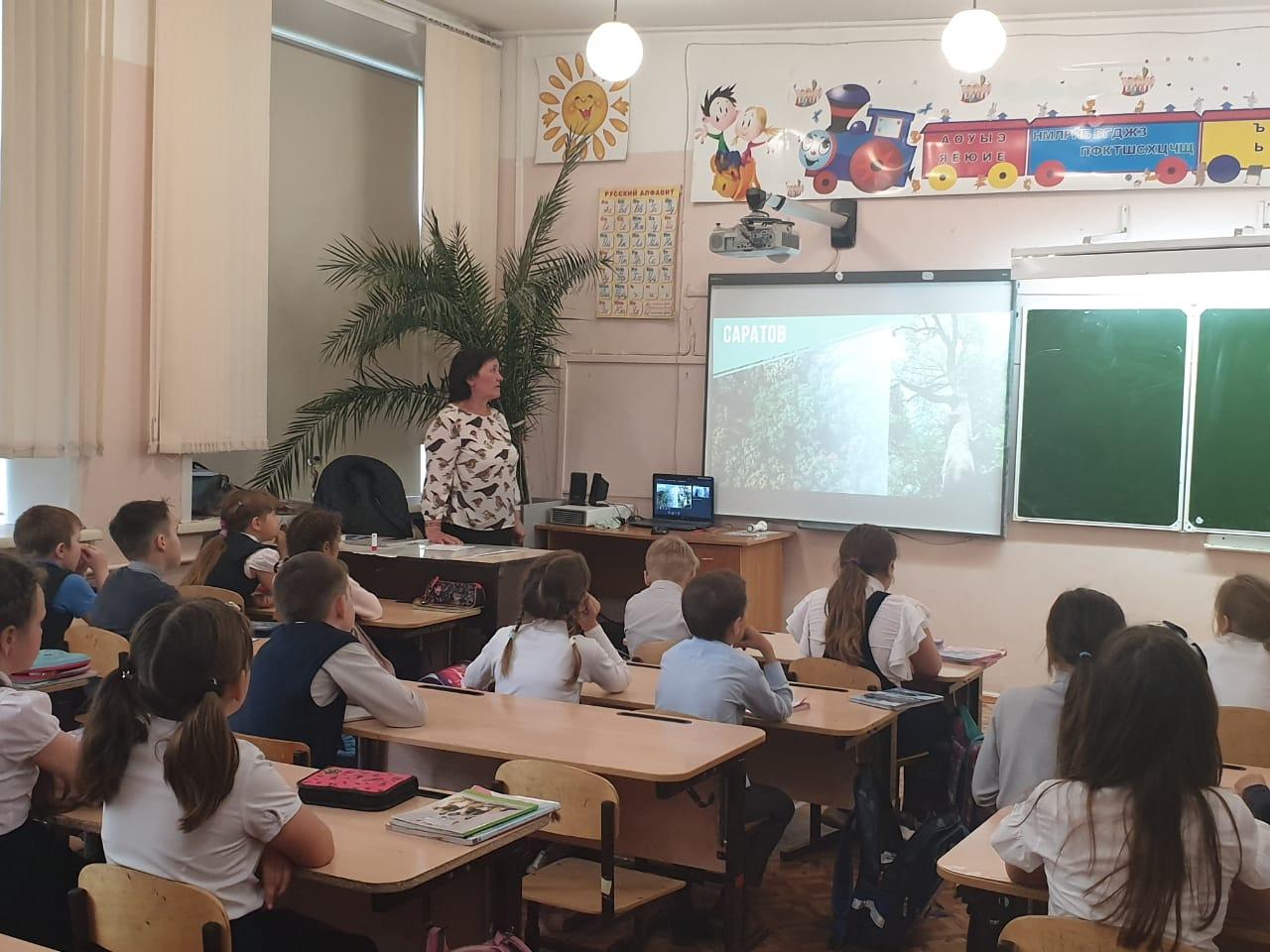 Всероссийский урок Победы Сады Победы
